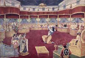 arjuna's swayam vara